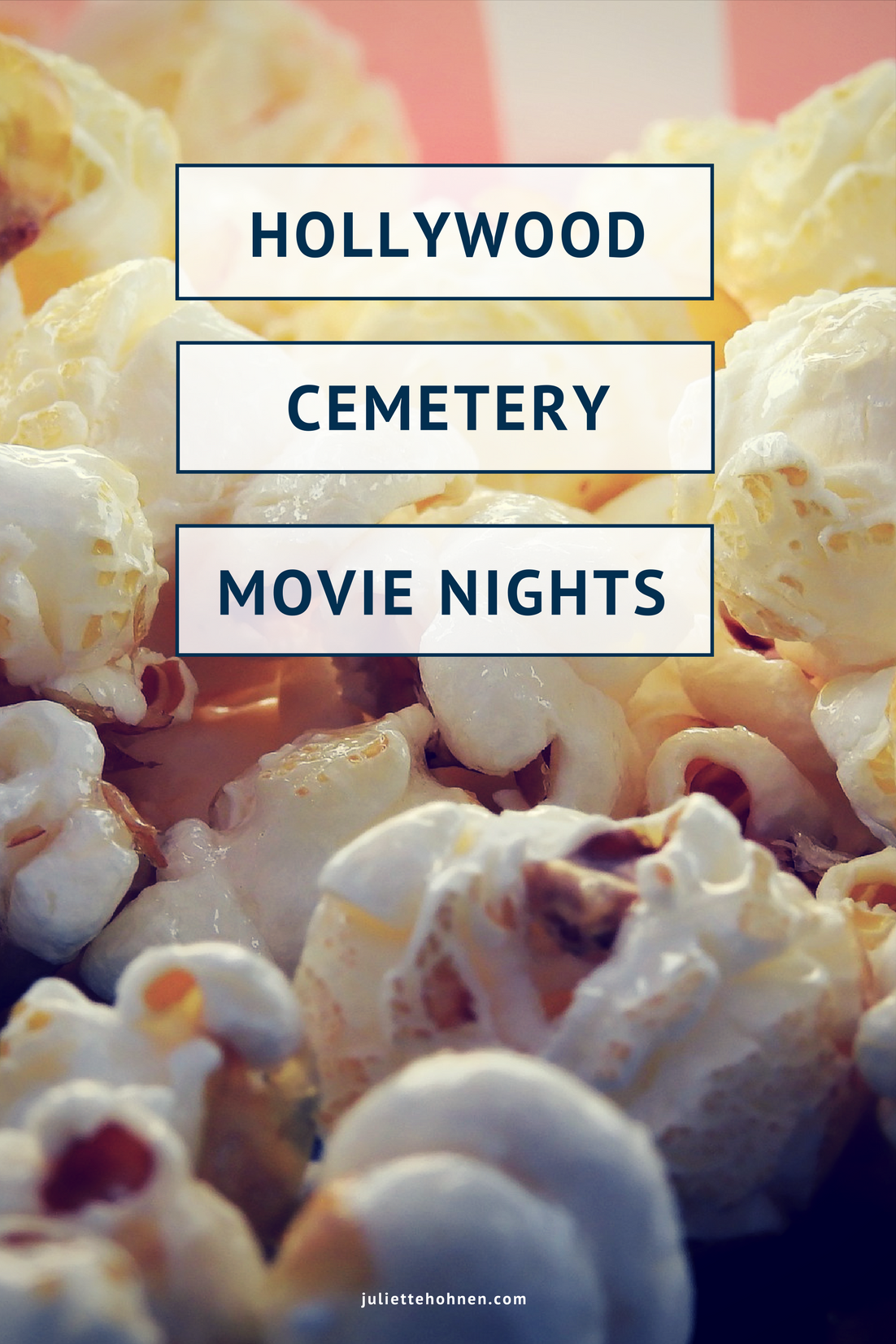 Hollywood Cemetery Movie Nights