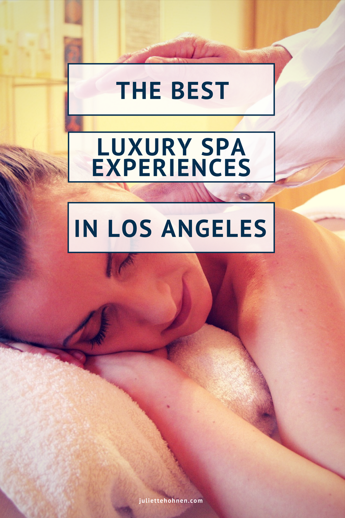 The Best Luxury Spa Experiences in Los Angeles
